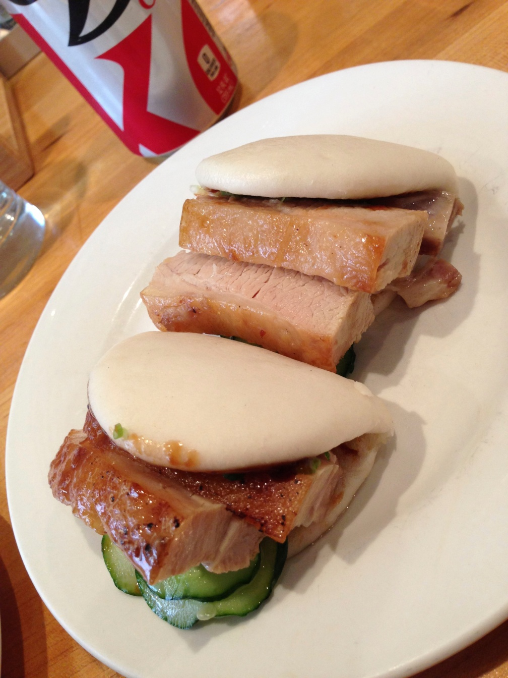Pork belly bum